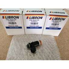 Топливная форсунка Libron 01LB0012 (аналог 16450-pld-003, 16450-plc-003, 16450pld003, 16450plc003 Honda)
