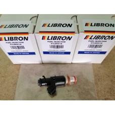 Топливная форсунка Libron 01LB0018 (аналог 16450-rbb-003, 16450rbb003 Honda)